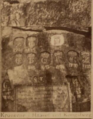 Historisk bilde, Kronene i Håvet (Foto/Photo)