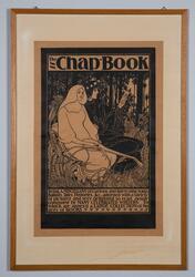 The Chap-Book [Plakat]