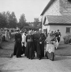 Kirkejubileet 1953. Katolikker på Stiklestad
