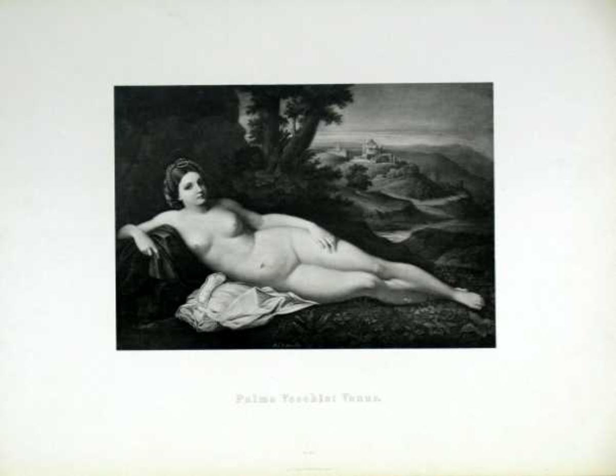 Hvilende Venus.