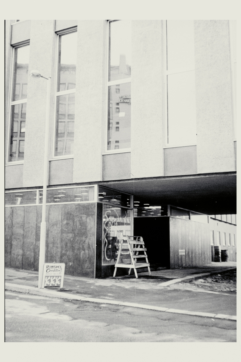 eksteriør, postkontor, 4001 Stavanger, nybygg