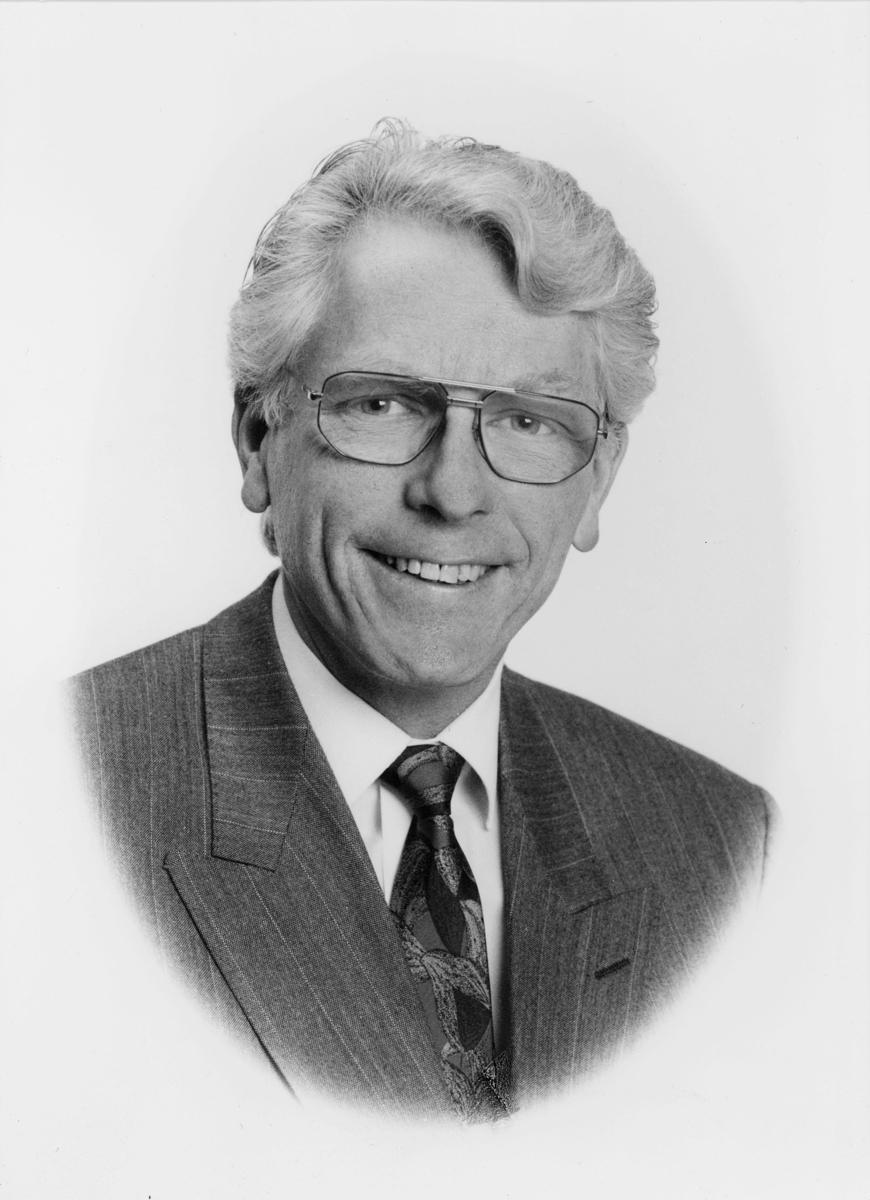 postsjef, Aa Kjell Agnar, portrett
