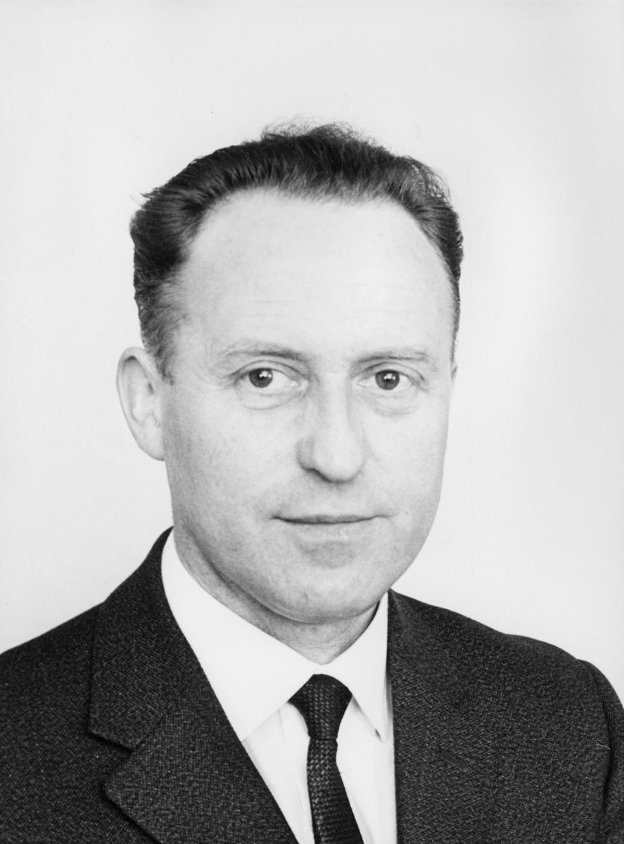 postmester, Tannvik Arnold, portrett