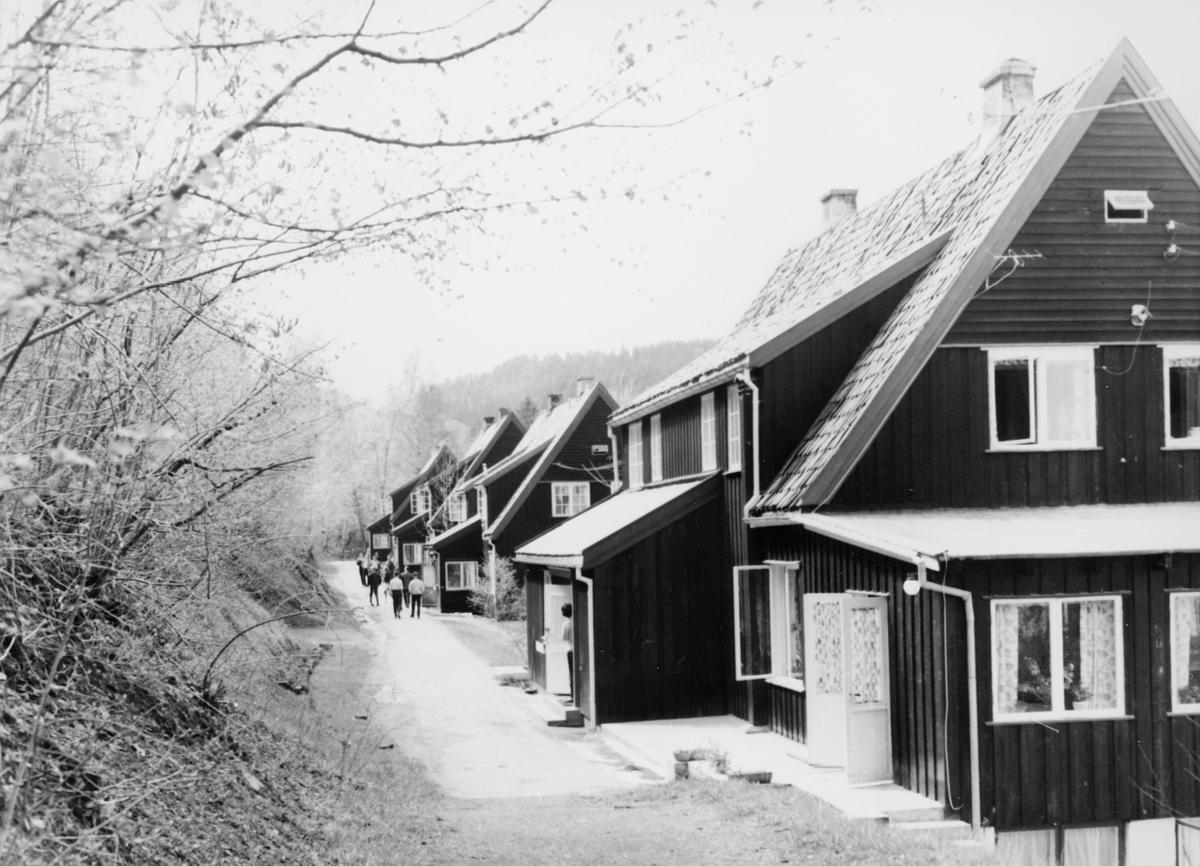 postskolen, Sjøstrand, 1962, eksteriør