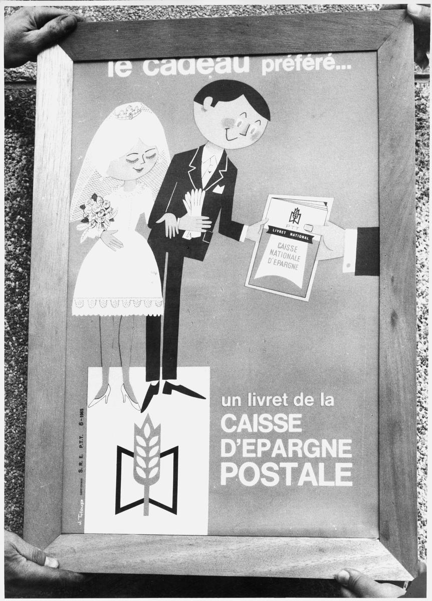 postsparebanken, eksteriør, reklamemateriell