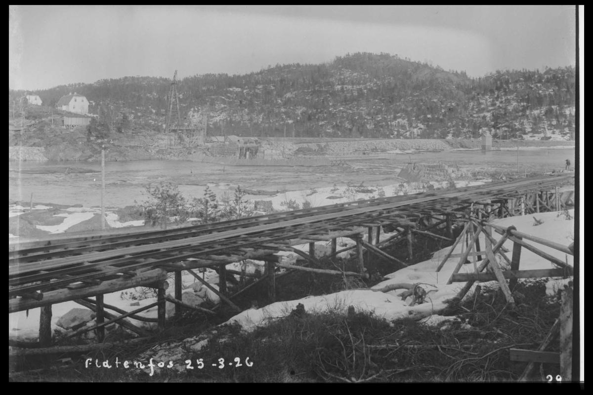 Arendal Fossekompani i begynnelsen av 1900-tallet CD merket 0469, Bilde: 87
