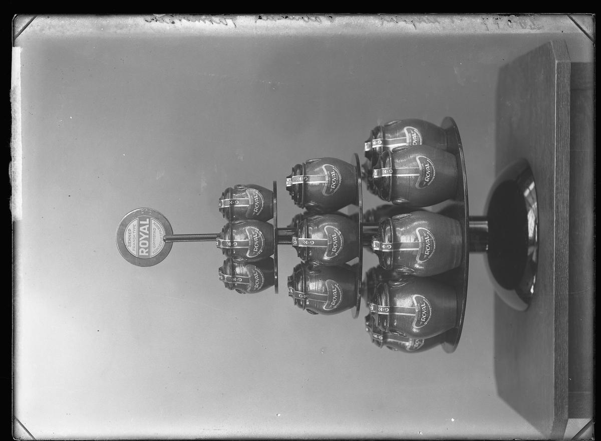 Sennepskrokker på Konservesfabrikken