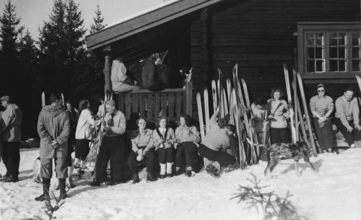 Skisøndag på Sterkerud.