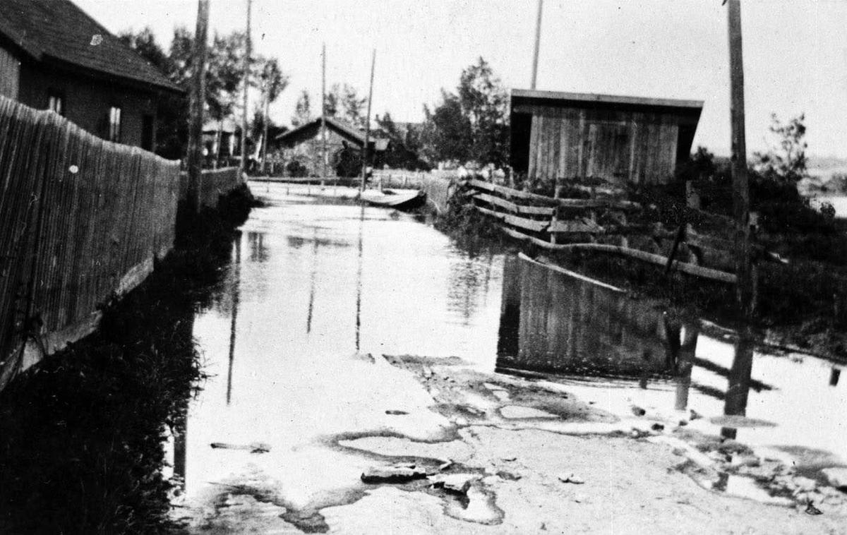 Flom Volla Lillestrøm 1910.