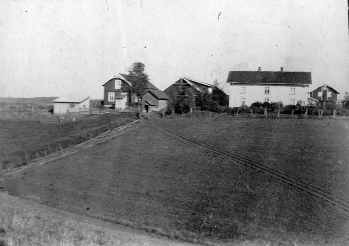 Bebyggelsen på Bogstad.