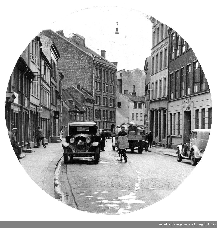 Vaterland, Carl XII gate,.1938