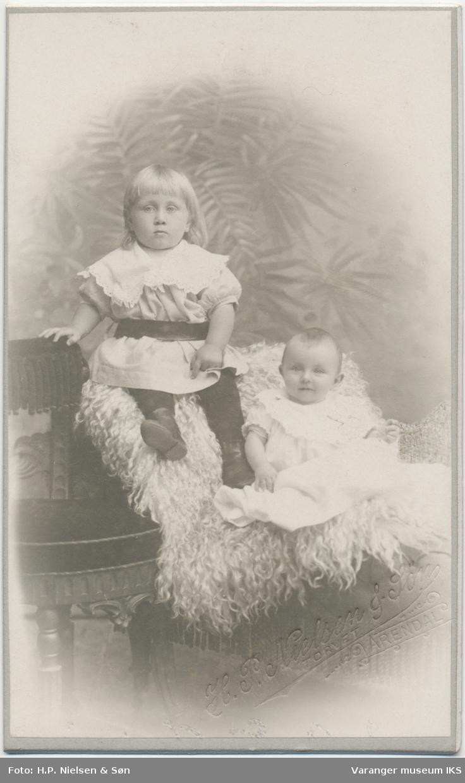 Dobbeltportrett, Arnt og Elisabeth Brodtkorb Sørensen