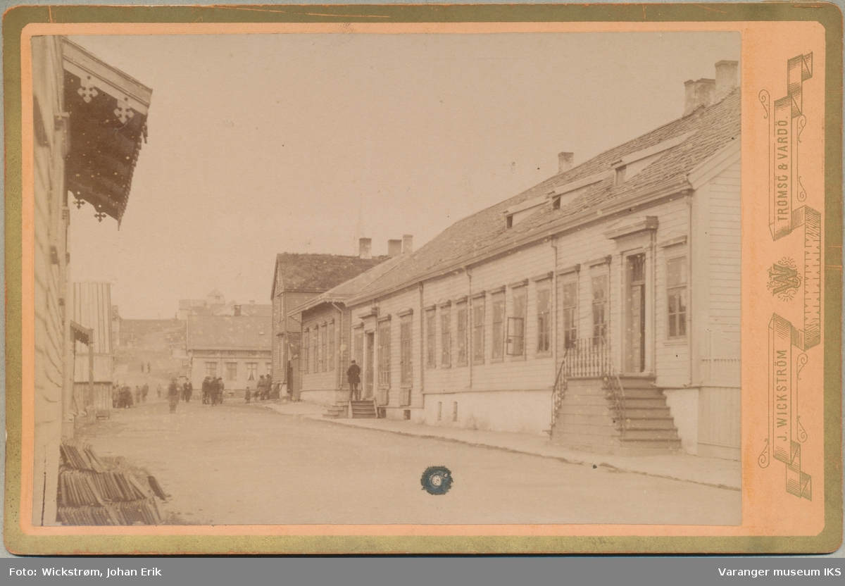 Tollbugata, før 1894