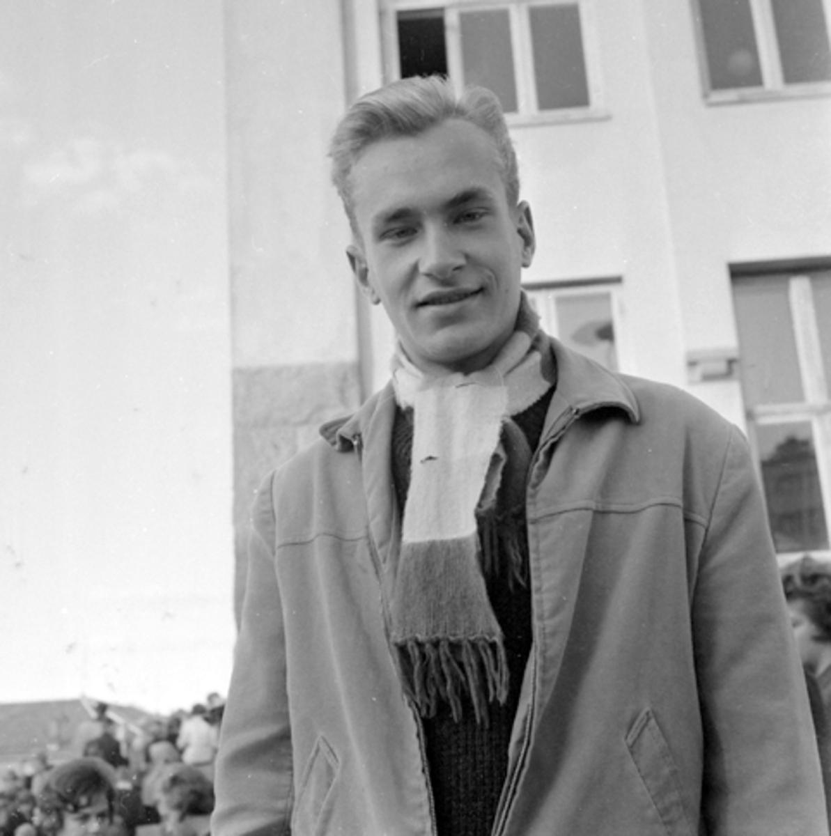 Kjell Reistad, Hamar Idrettslag, friidrett.