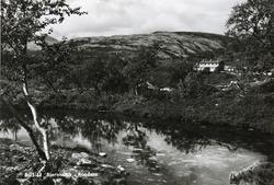 Bjørnhollia, Rondane.