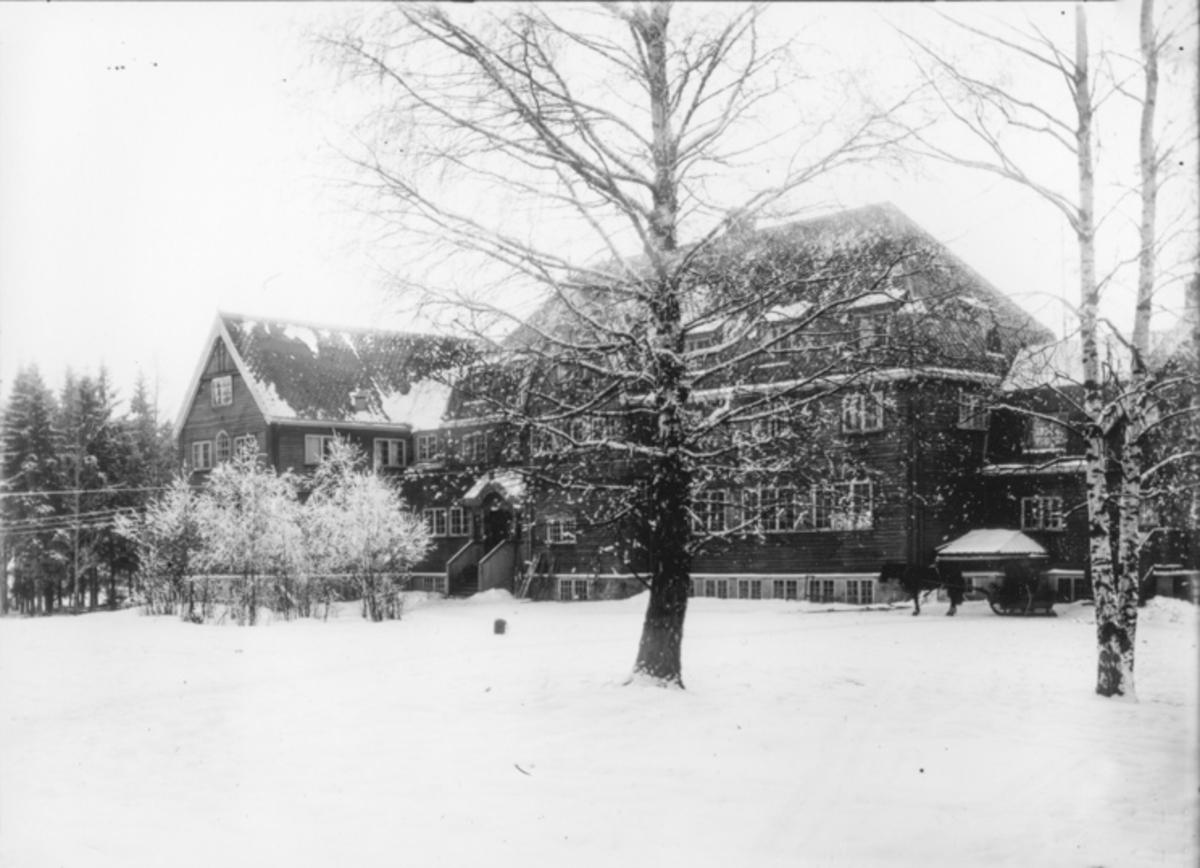 Internatet ved Eidsvoll Landsgymnas