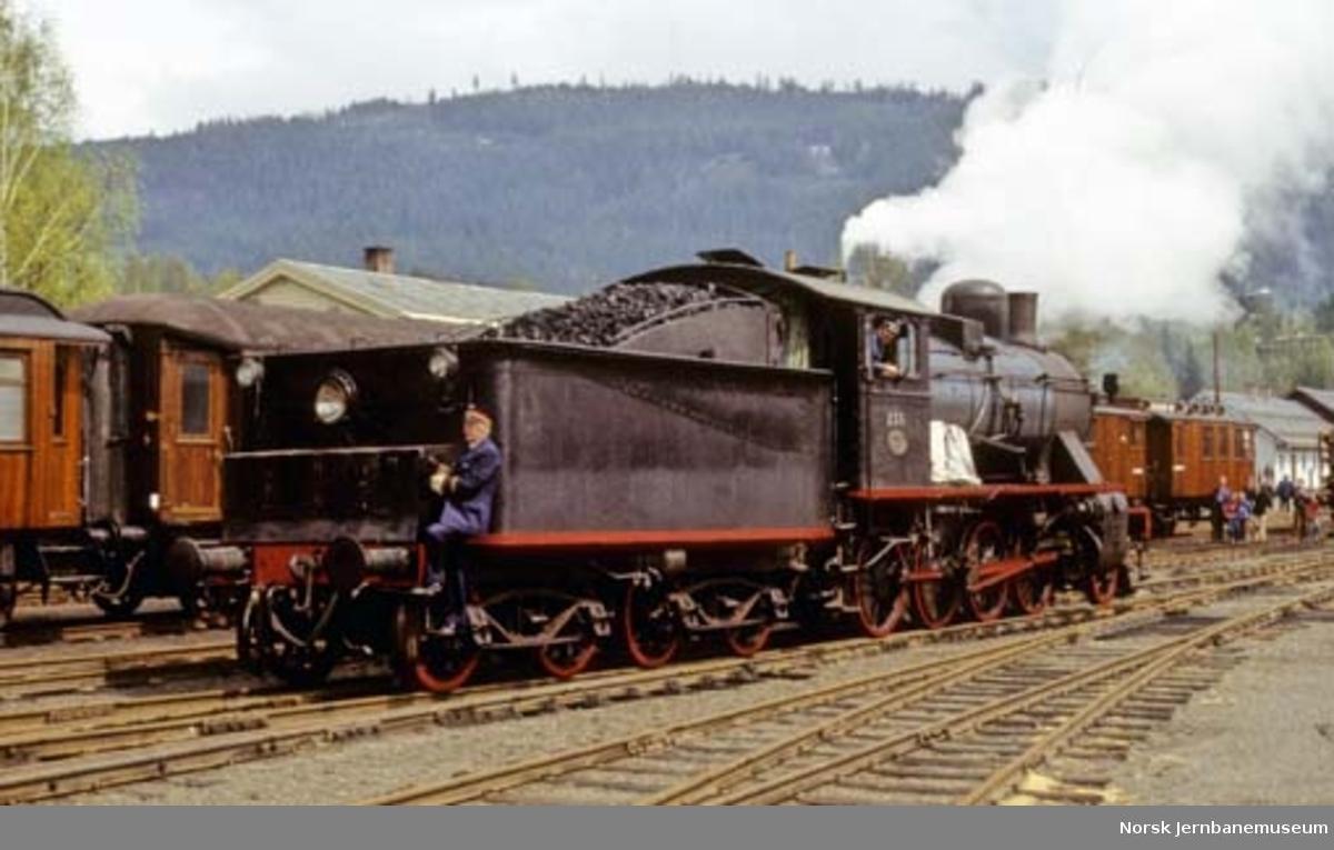 Damplokomotiv type 24b nr. 236