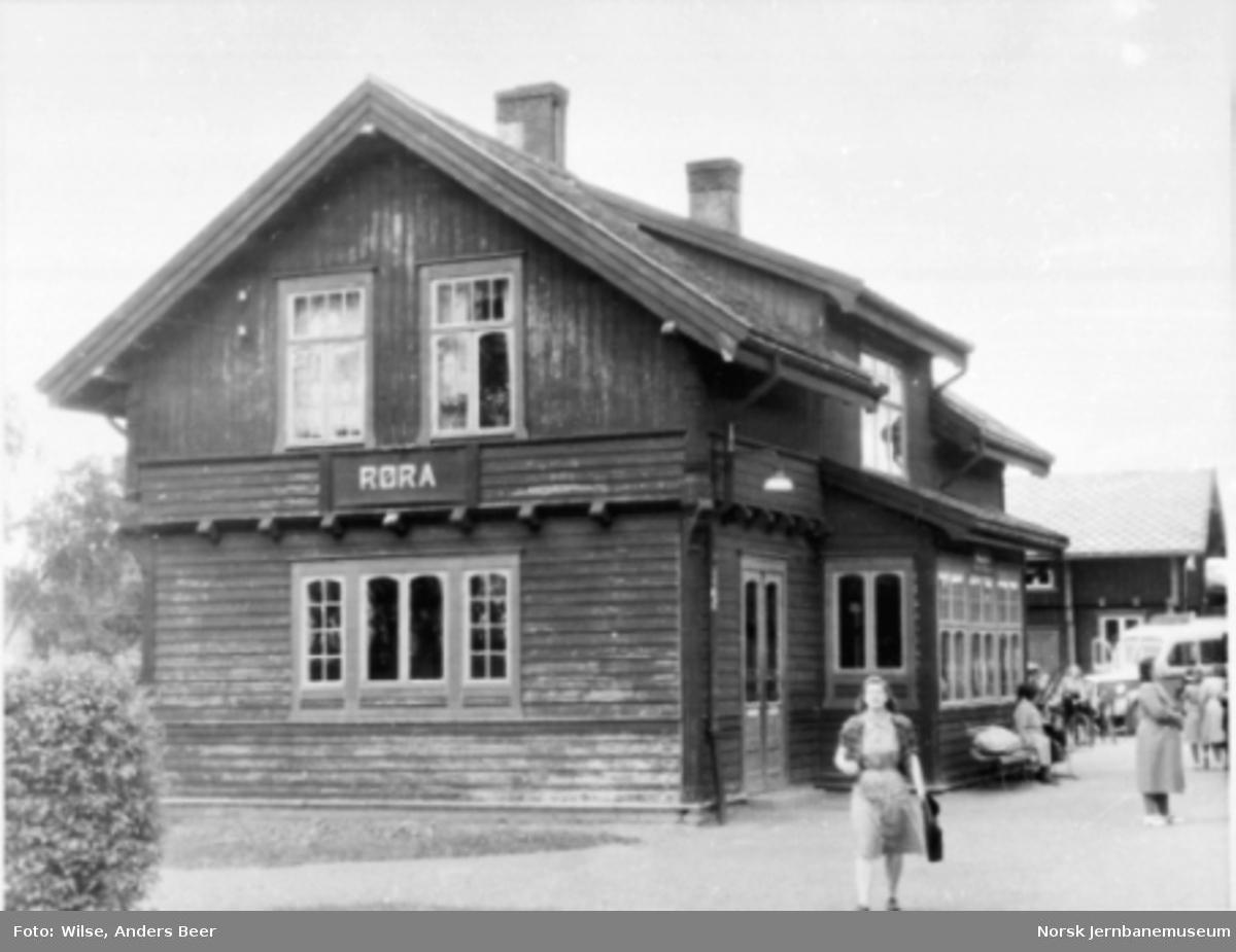 Røra stasjonsbygning