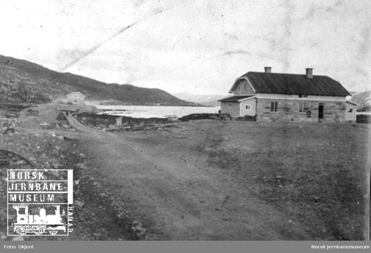 Sløtfjord vokterbolig