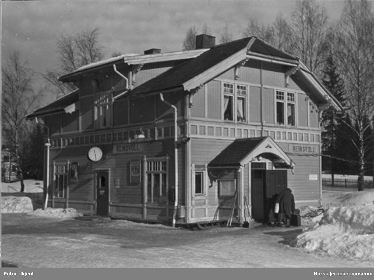 Reinsvoll stasjonsbygning