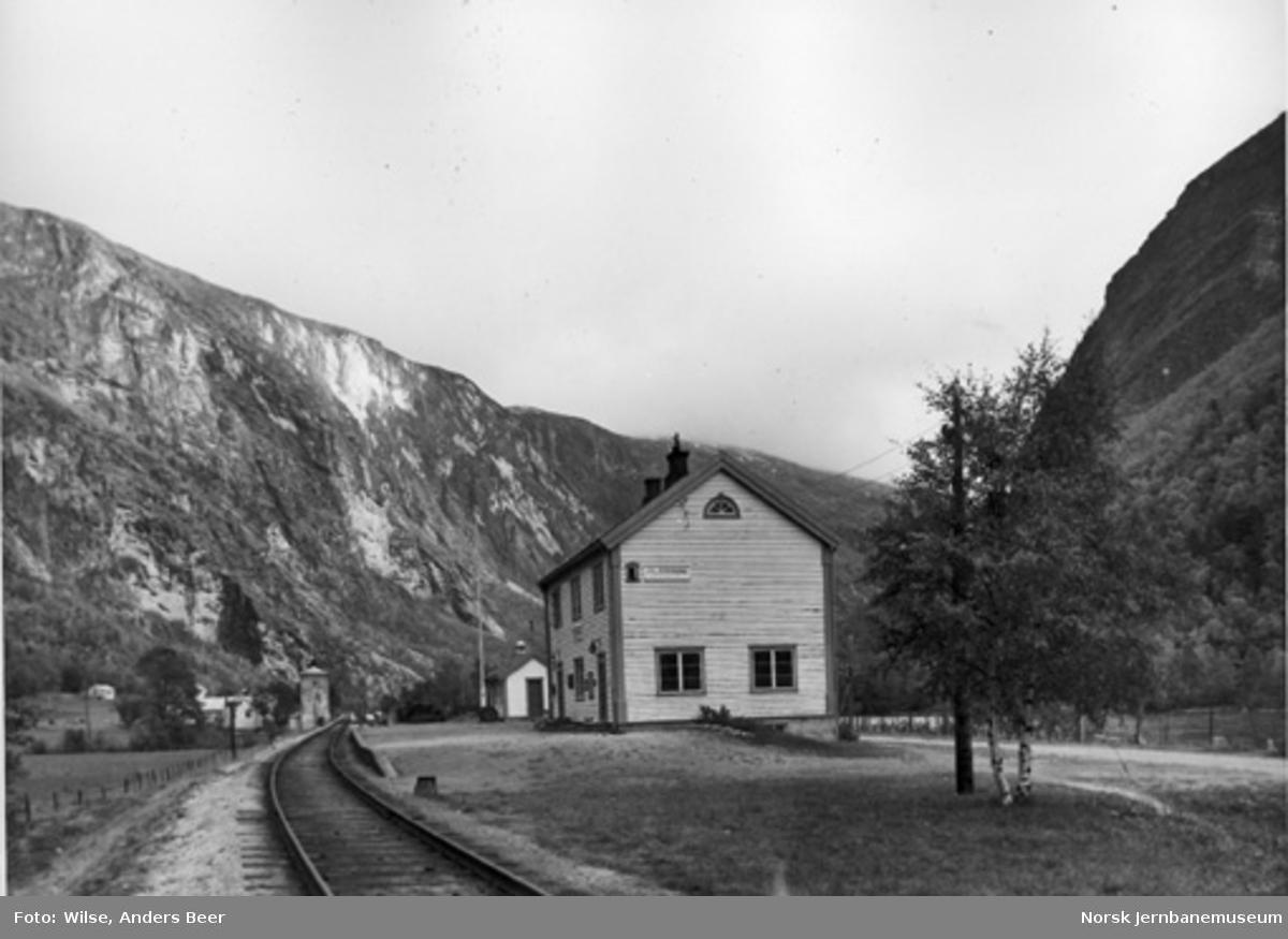 Flatmark stasjon