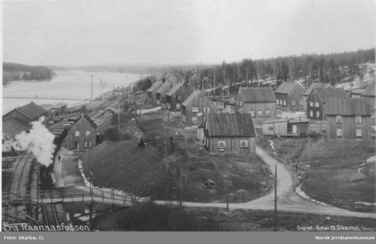 Rånåsfoss stasjon