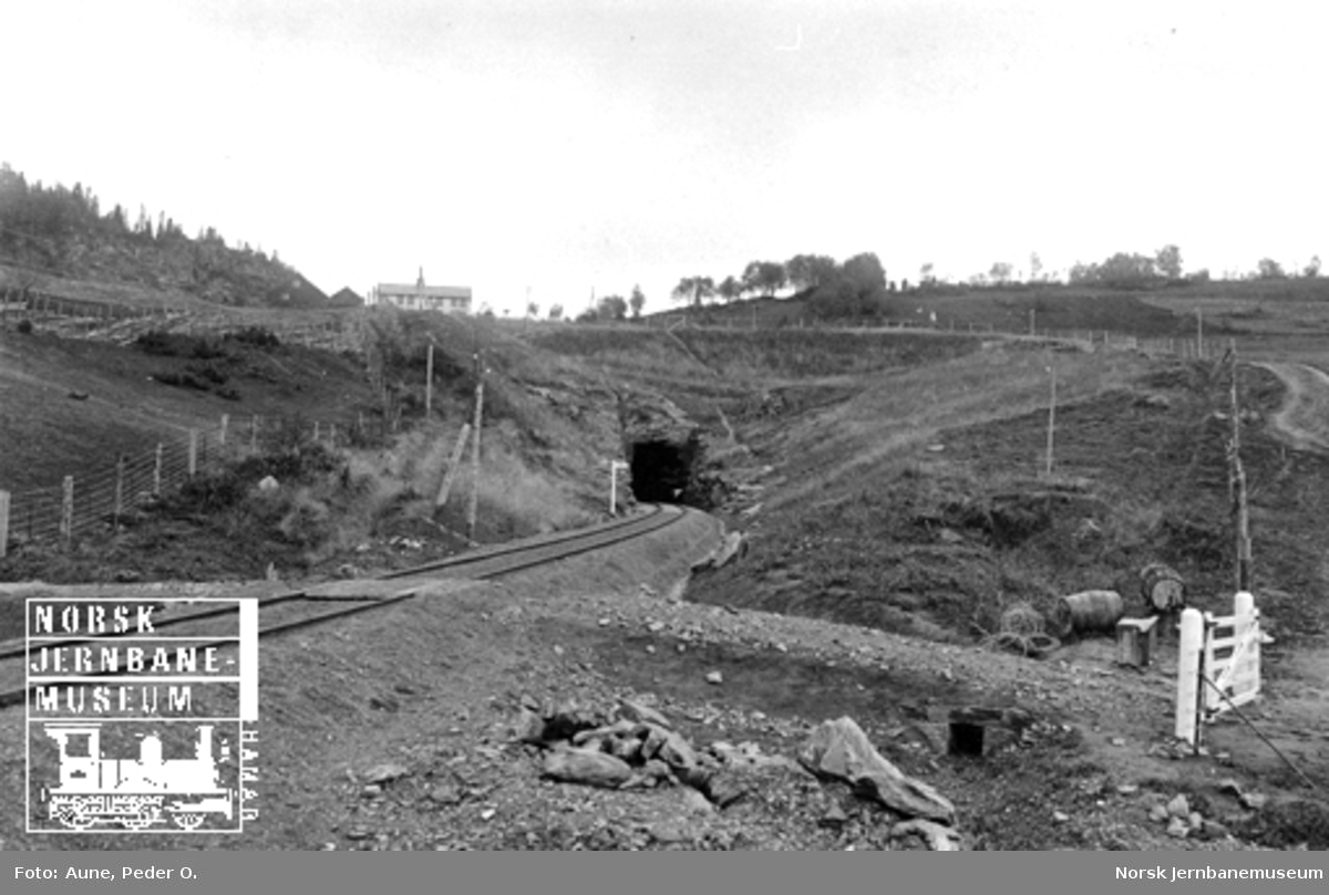 Lundeskaret (Lunnan) tunnel