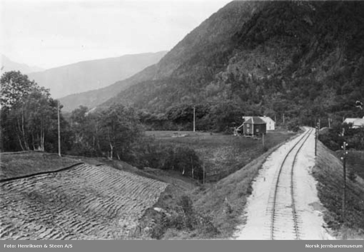 Linjeparti mellom Marstein og Åndalsnes