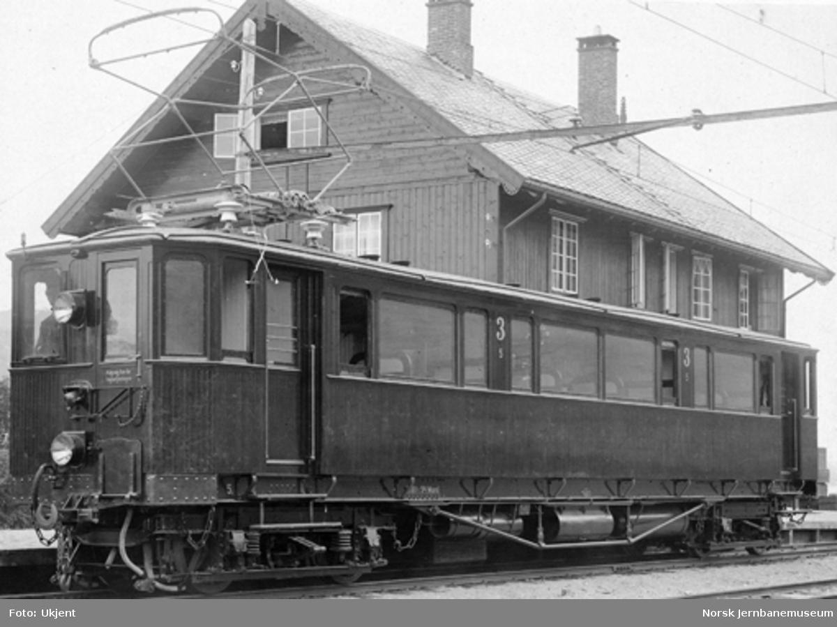 Thamshavnbanens elektrisk motorvogn nr. 5
