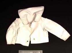 Dress, jakke og bukse, knebukse