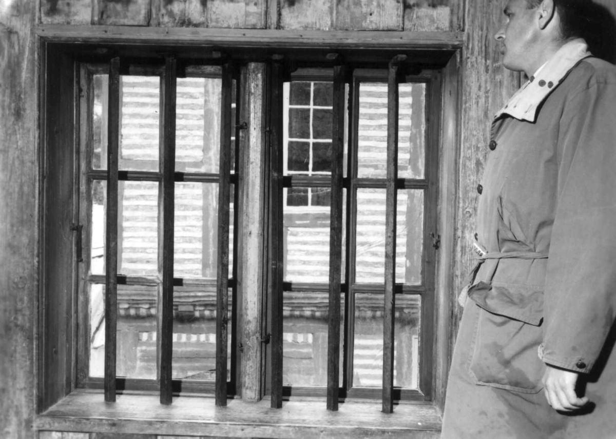 Rådhusgt. 7, Hans Nilsen Hauges fengsel.