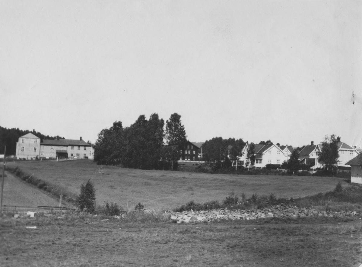 Restvoldjordet, Lærerskolen, Elverum.