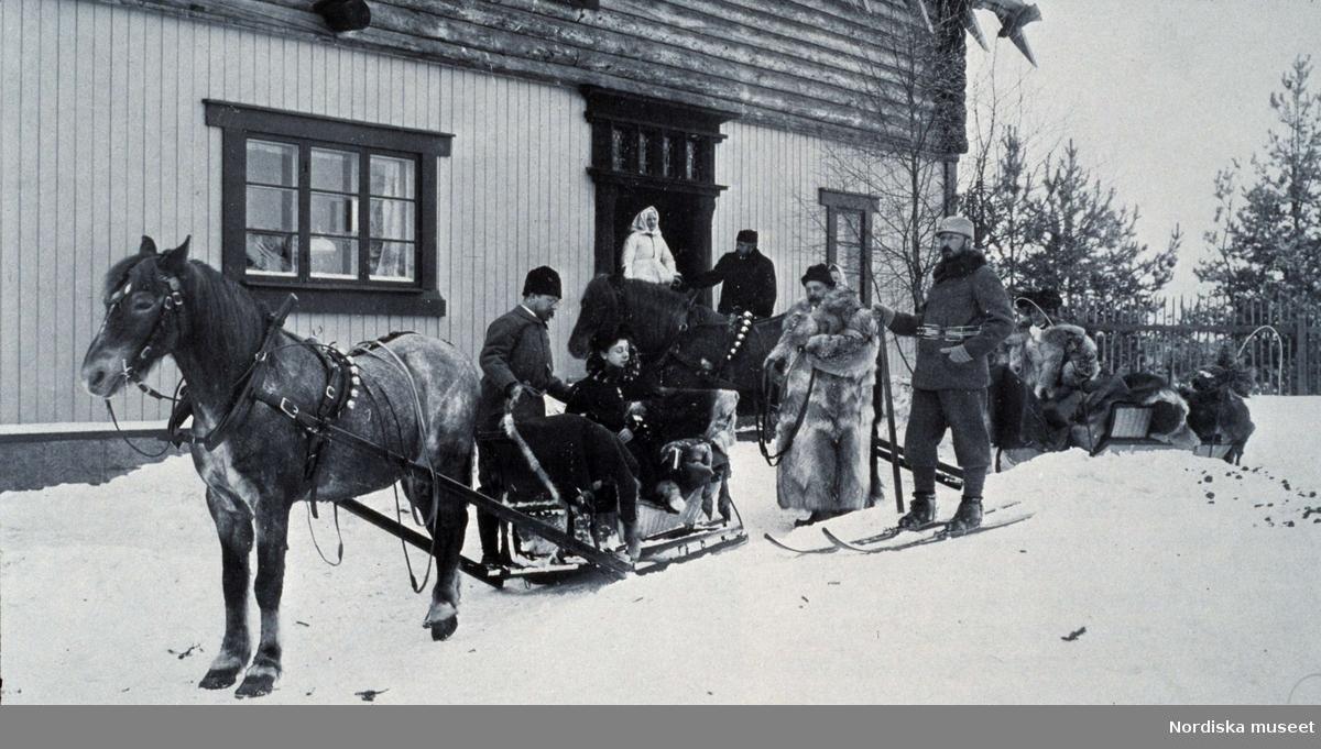 Larsson, Carl (1853 - 1919)