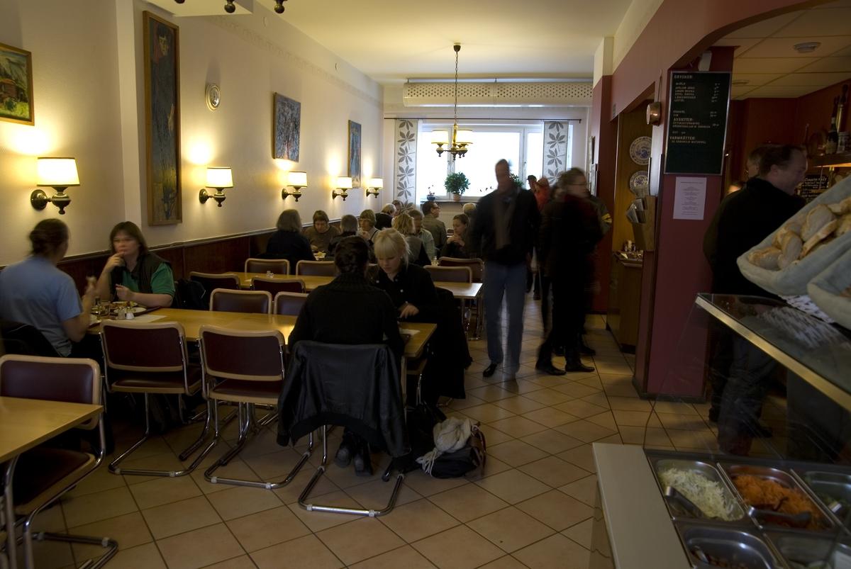 Kungs-Grillen, Kungsängsgatan, Uppsala 2008