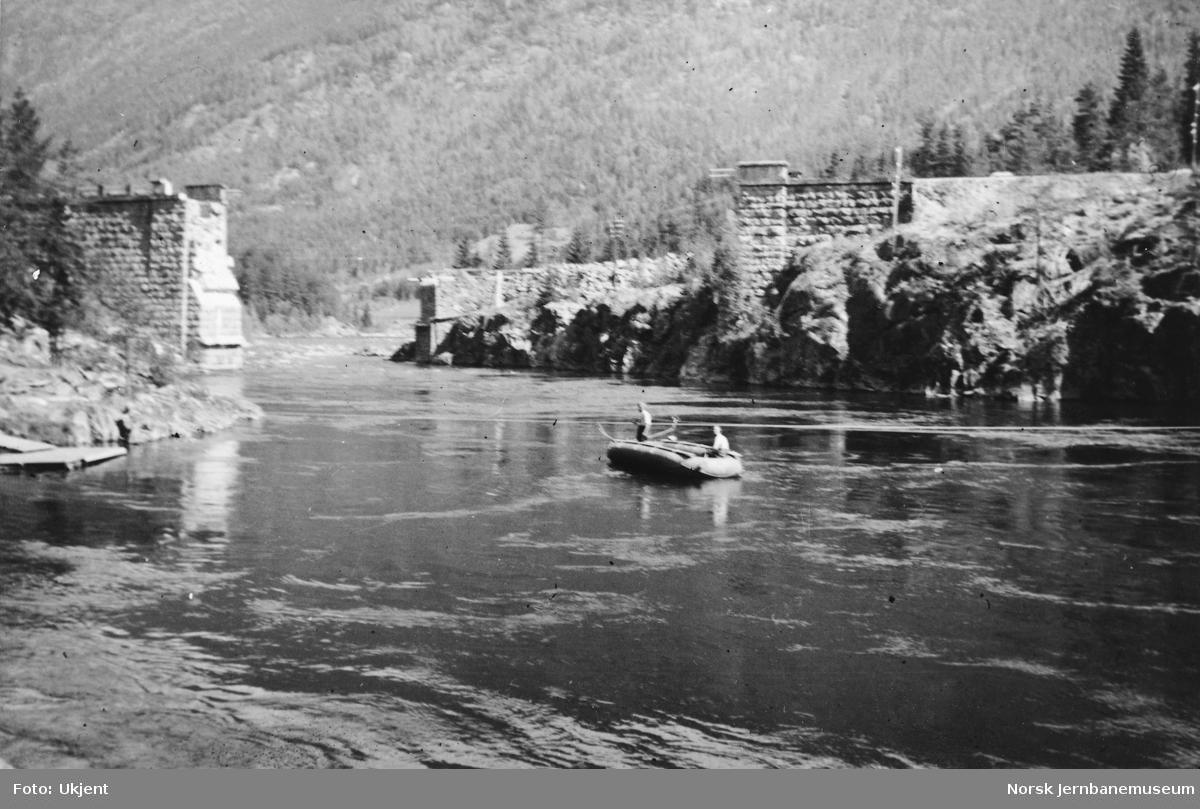 Svenkerud bru : brukarene etter krigsskadene i april 1940