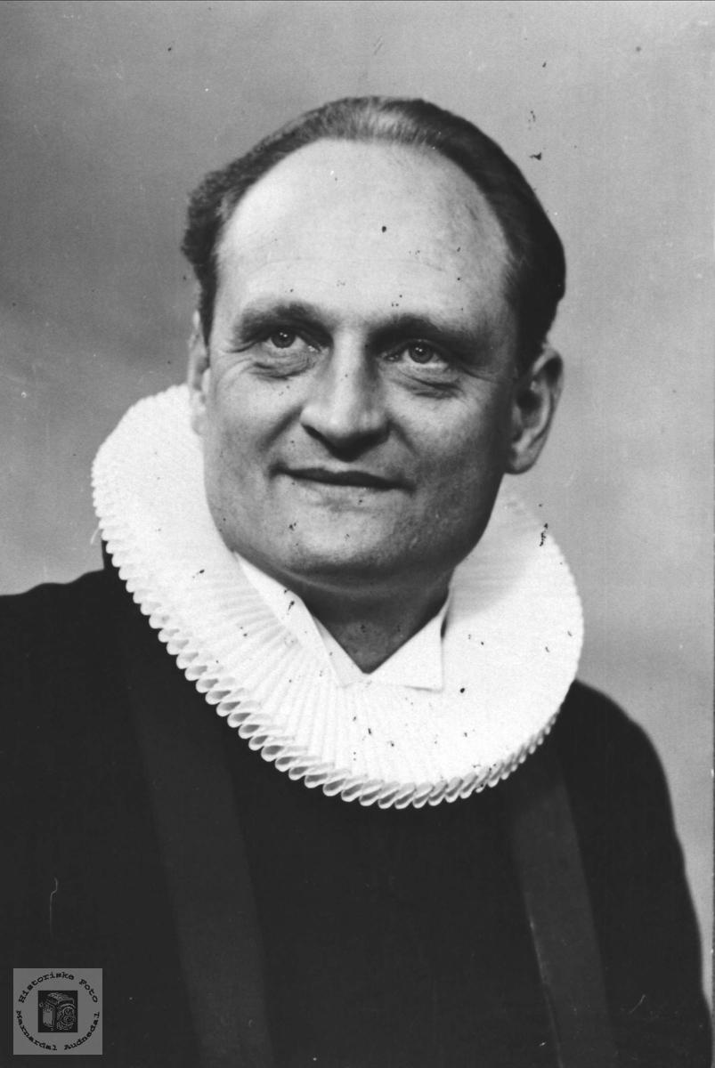 Portertt av Bjarne Nandrup Hammerstrøm