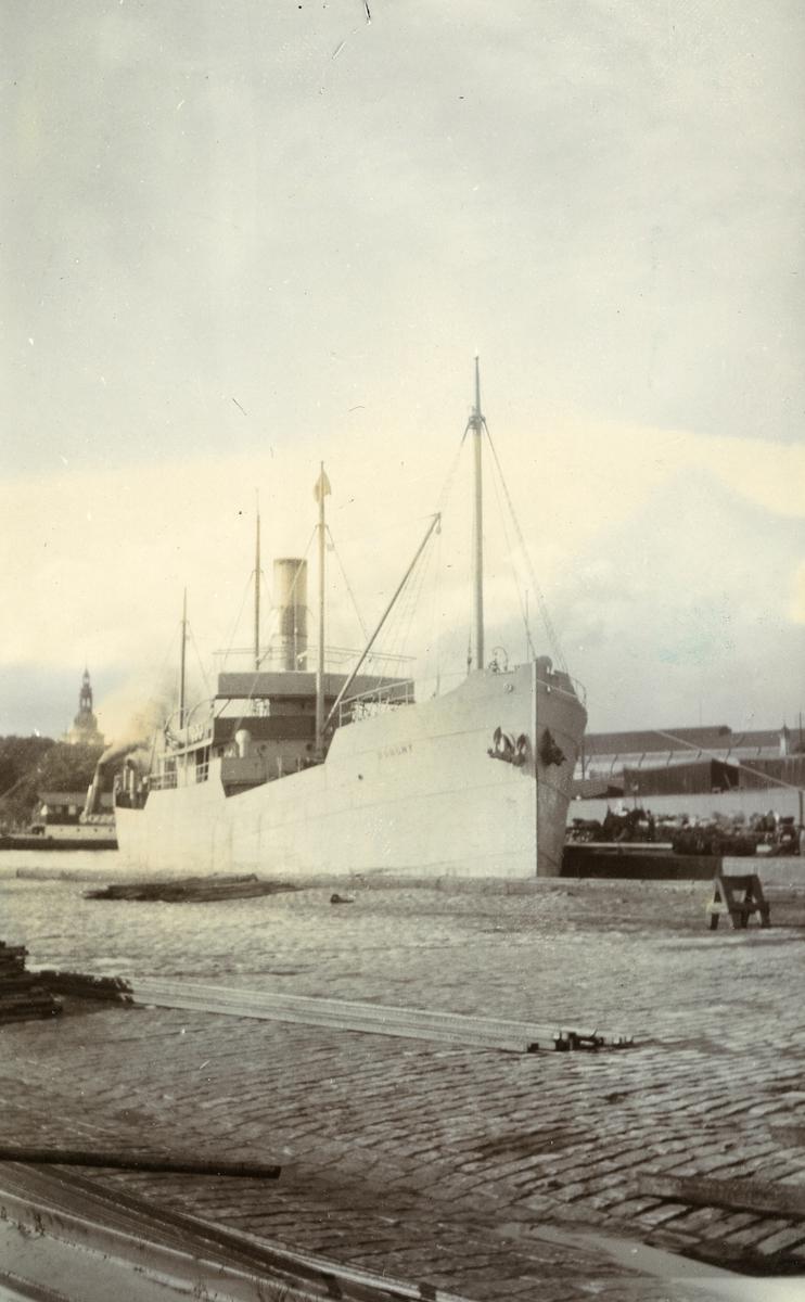 D/S Borgny (b.1909, A/S Akers mek. Verksted, Kristiania)