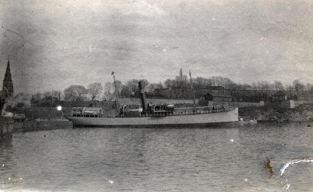 D/S Brighton (b.1902, A/S Akers mek. Verksted/ A/S Framnæs mek. Værksted, Kristiania/ Sandefjord)
