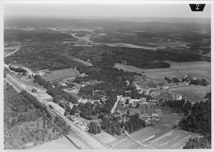 """Enligt Flygtrafik Bengtsfors: """"Rabbalshede Bohuslän""""."""