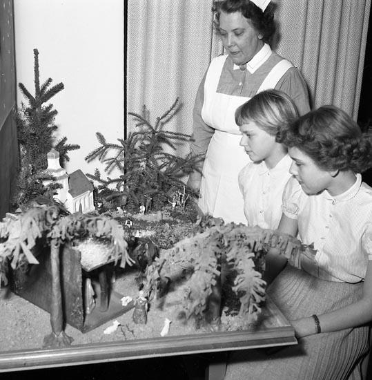 """""""Mödrahemmet januari 1955"""""""