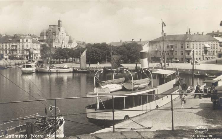 Norra Hamnen Strömstad.