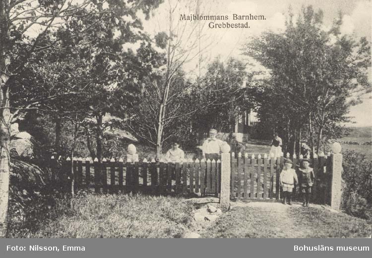 Majblommans barnhem, Grebbestad.