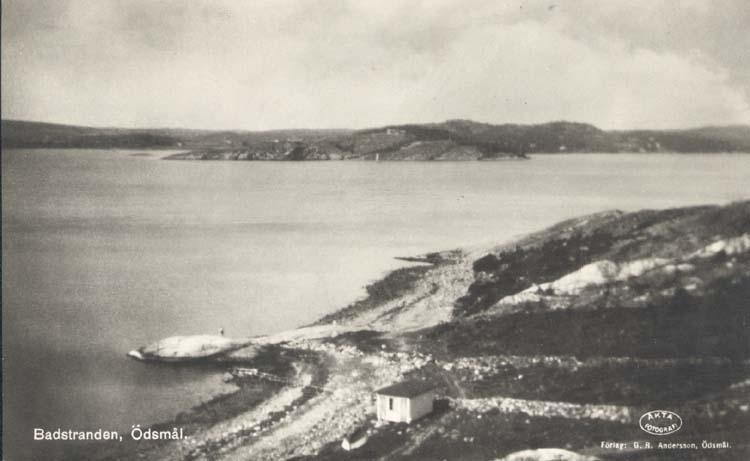 Stranden vid Söskär, Ödsmål