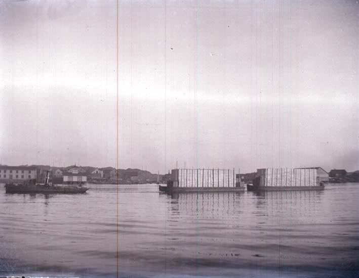 Fisktransport vid Marstrand