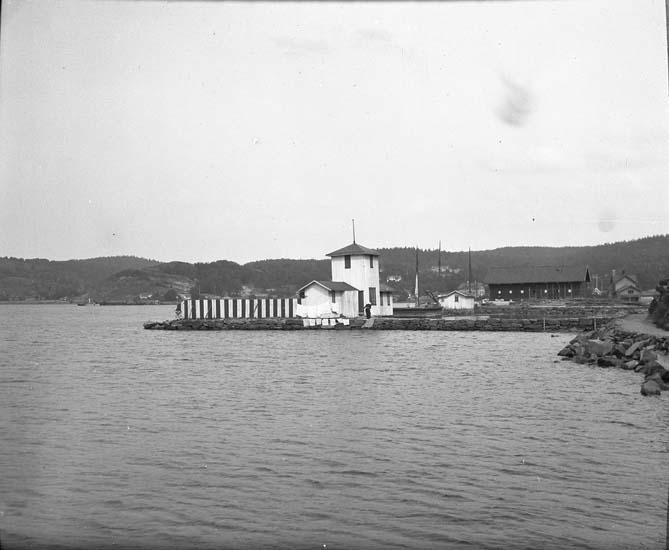 Ljungskile Varmbadhus 1906