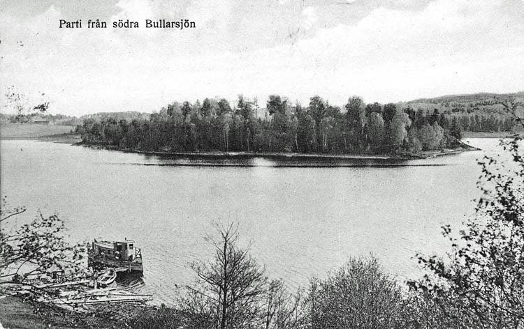 Parti från södra Bullarsjön.
