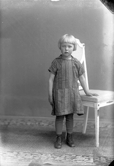 "Enligt fotografens journal nr 3 1916-1917: ""Ström,Tormo Ön""."