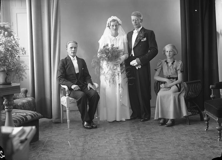 "Enligt fotografens journal nr 6 1930-1943: ""Andersson, Erik Hallebäck Jörlanda""."