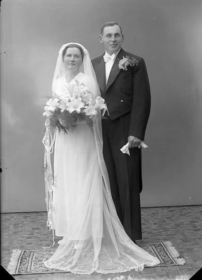 "Enligt fotografens journal nr 6 1930-1943: ""Berntsson, Herr Bernt Varekil""."