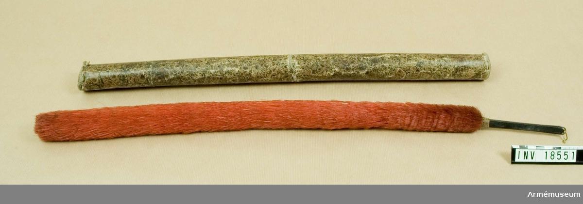 Grupp C I. I originalfodral från 1800-talet.